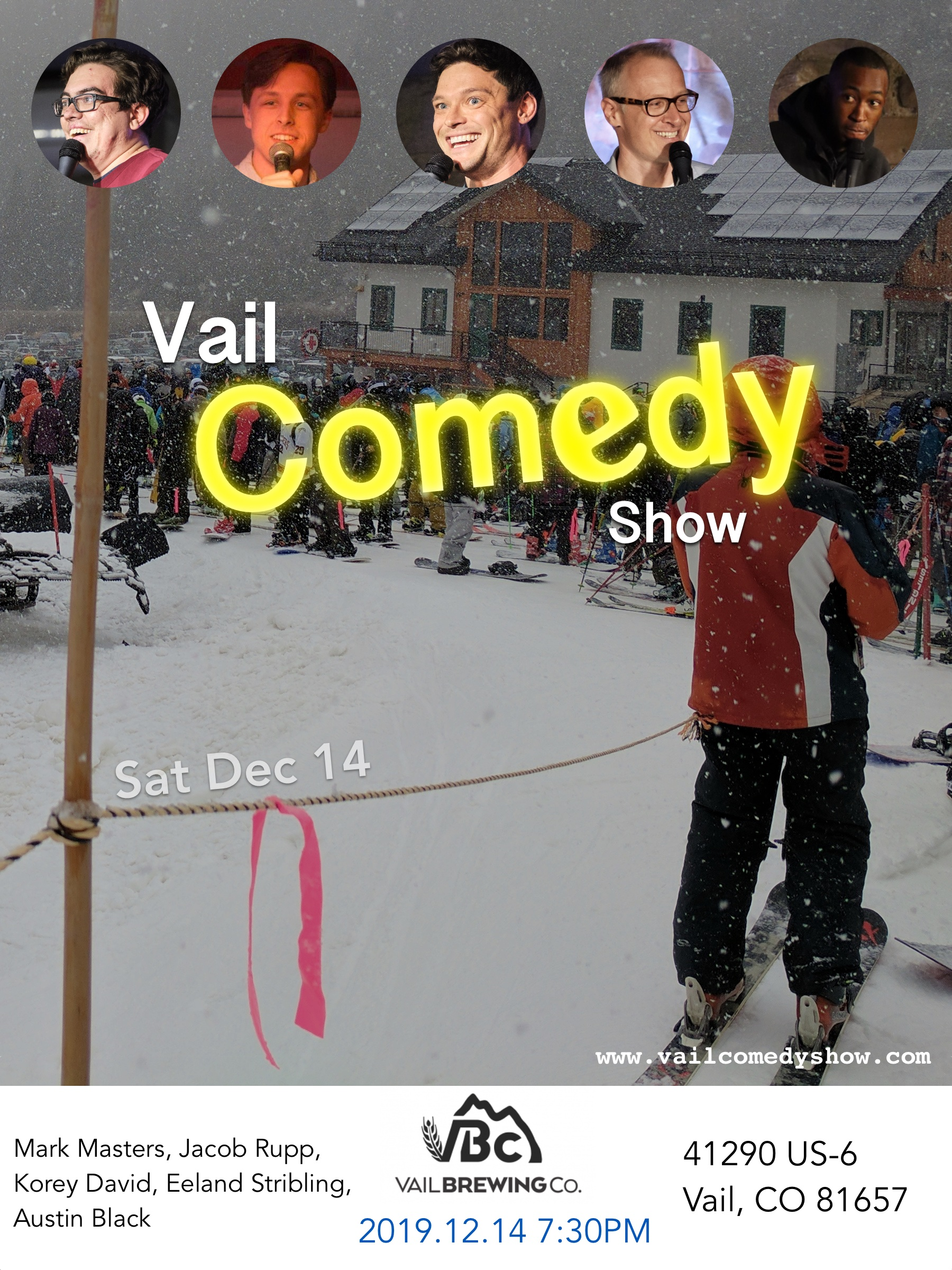 Image of show poster